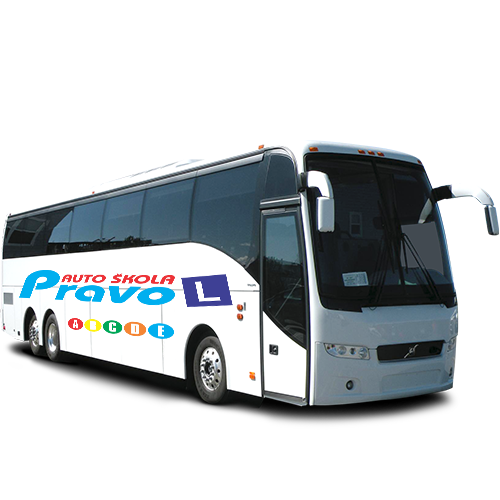 testovi d kategorija autobus